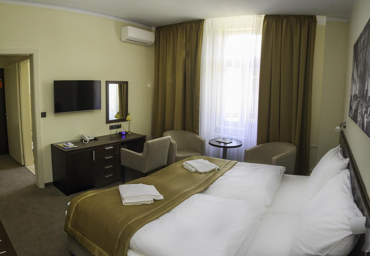 Comfort kamer Pro Patria Health Spa Resort