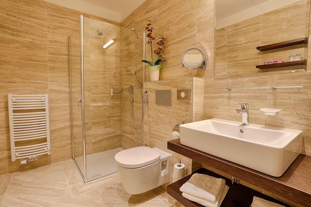 Badkamer Pro Patria Health Spa Resort