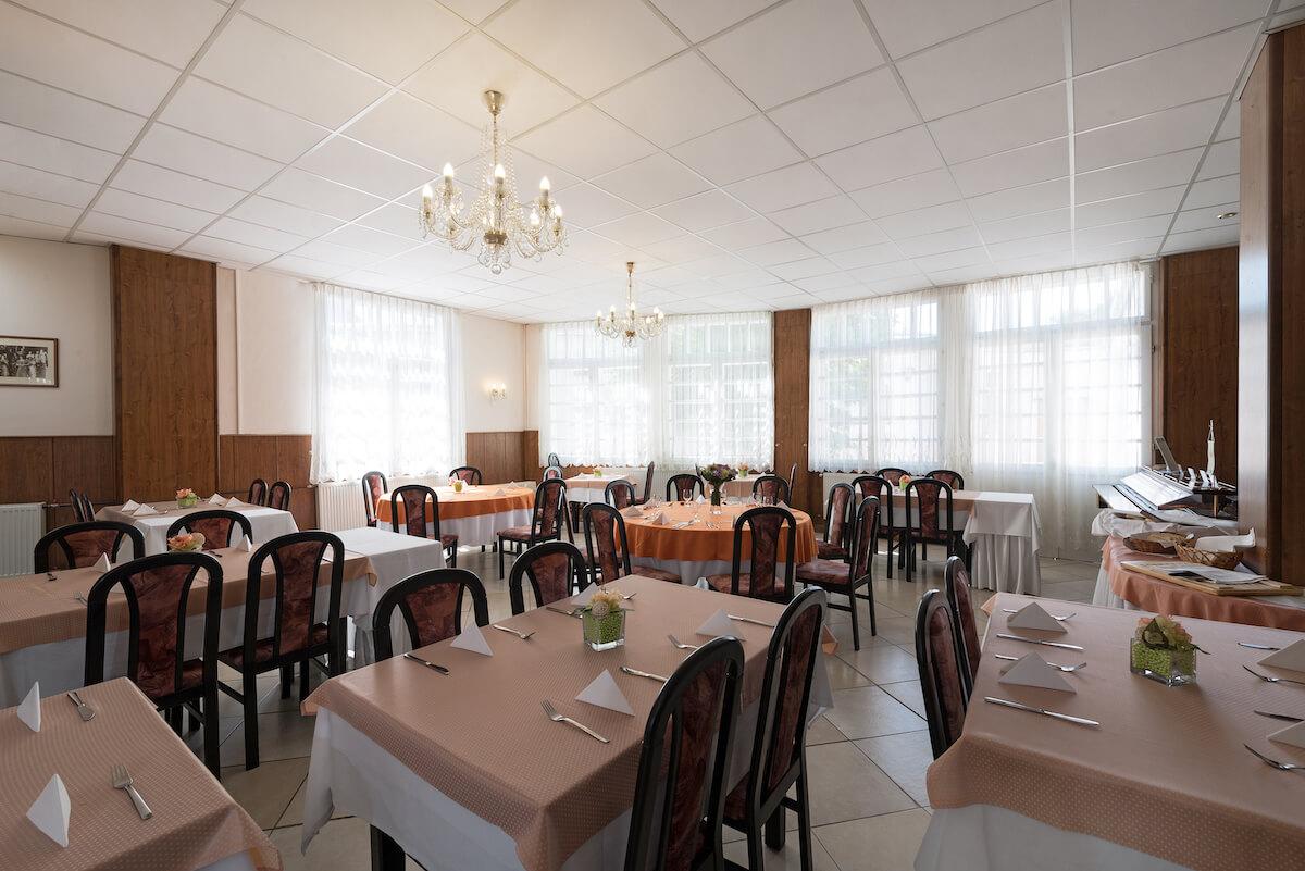 Restaurant Pro Patria Health Spa Resort