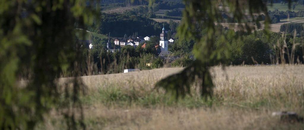 Kuren in het Beierse Staatsbad Bad Steben