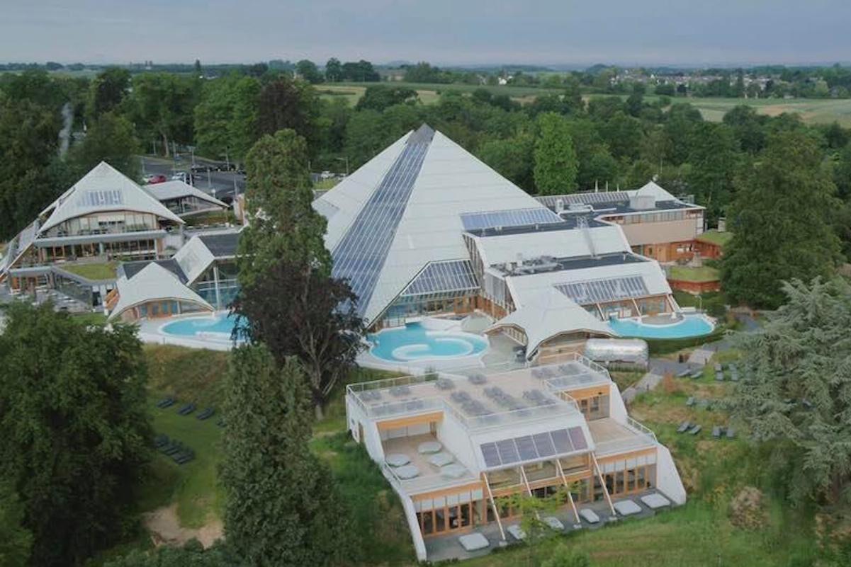 Kuren en wellness in hét Nederlandse spa resort Thermae 2000