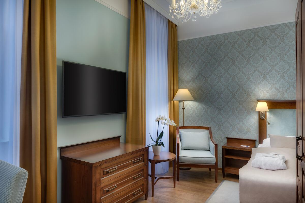 Premium kamer in Hvezda Health Spa Resort