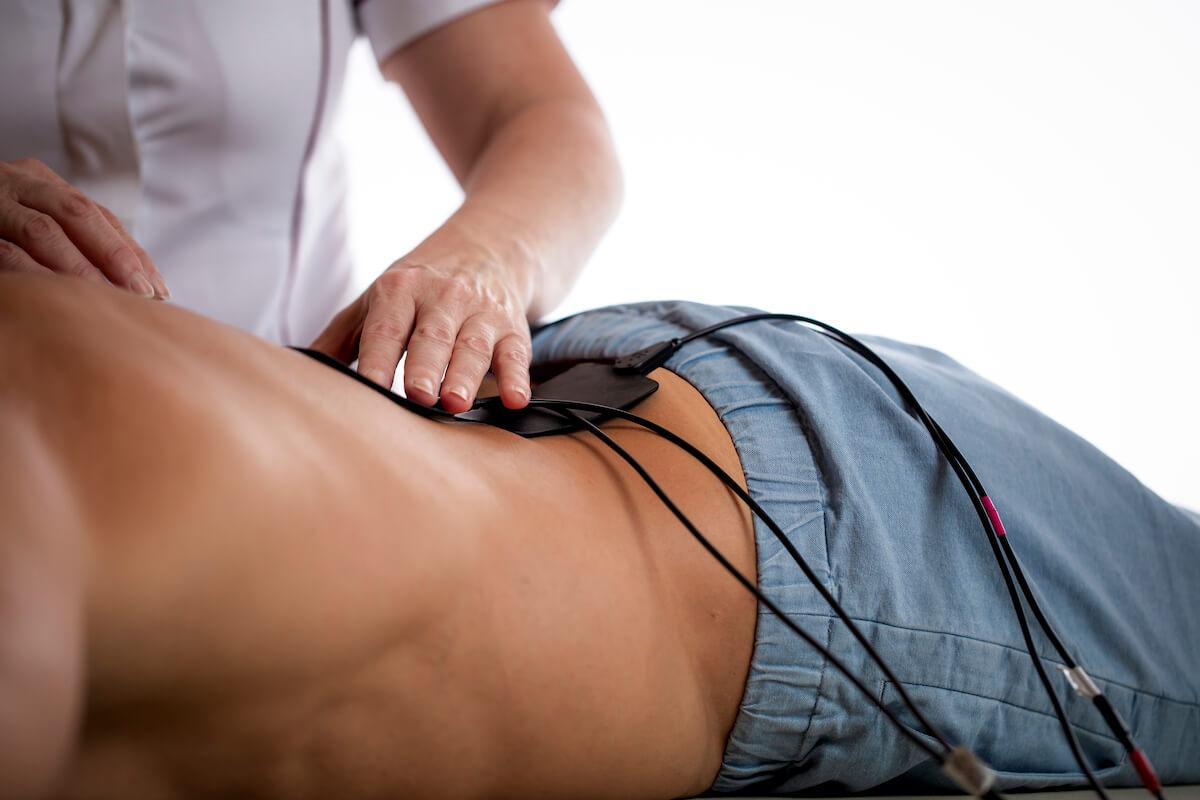 Elektrotherapie Hvezda Health Spa Resort