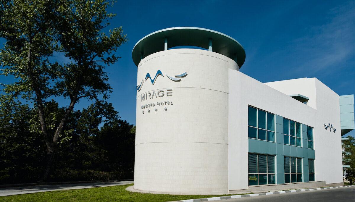 Kuurkliniek van Mirage MedSpa Resort
