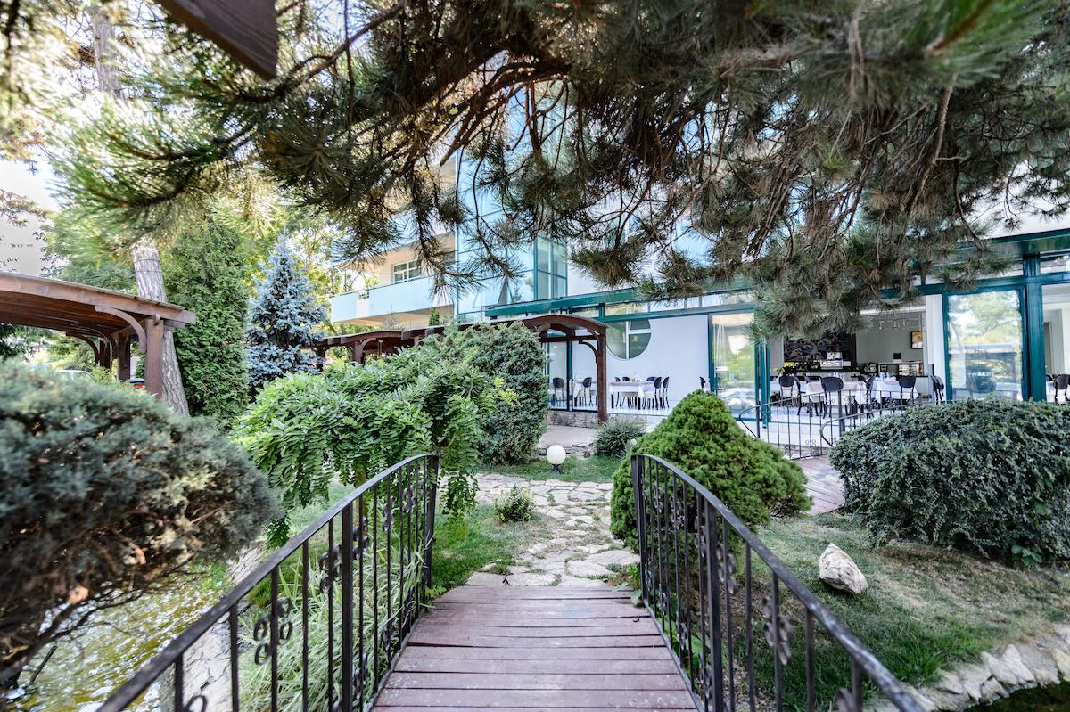 hoteltuin Mirage MedSpa Resort
