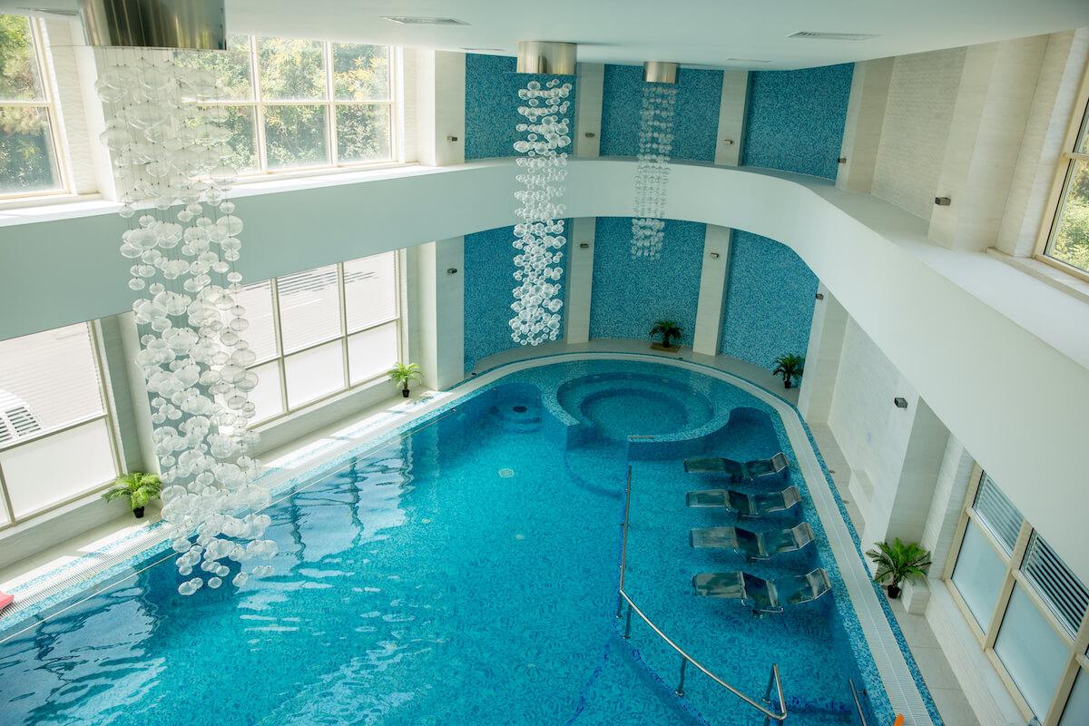 Gezondheidsvakanties in Mirage MedSpa Resort in Eforie Nord aan de Roemeense Zwarte Zee kust