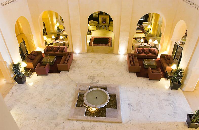 Lobby Alhambra Thalasso Spa Resort