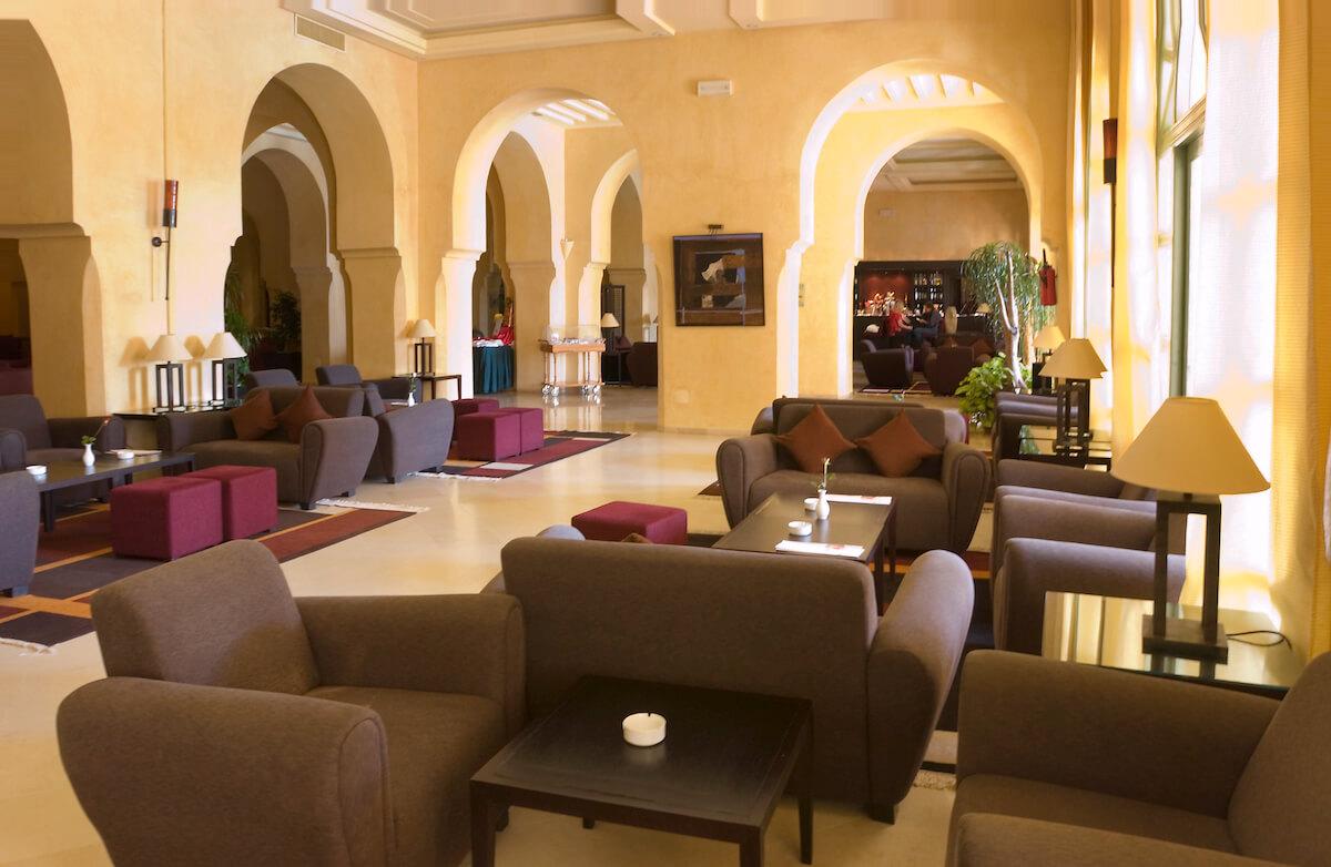 Bar in Alhambra Thalasso Spa Resort