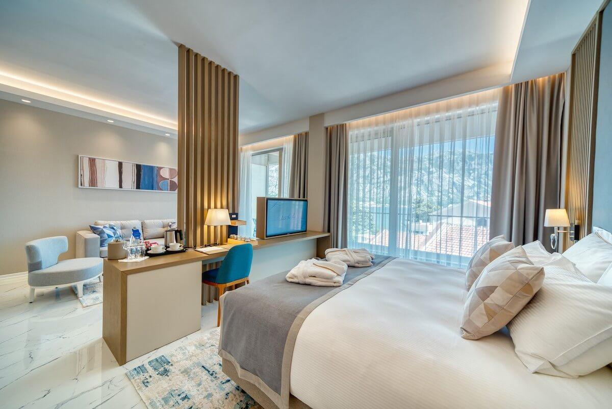Superior kamer Blue Kotor Bay Spa Resort
