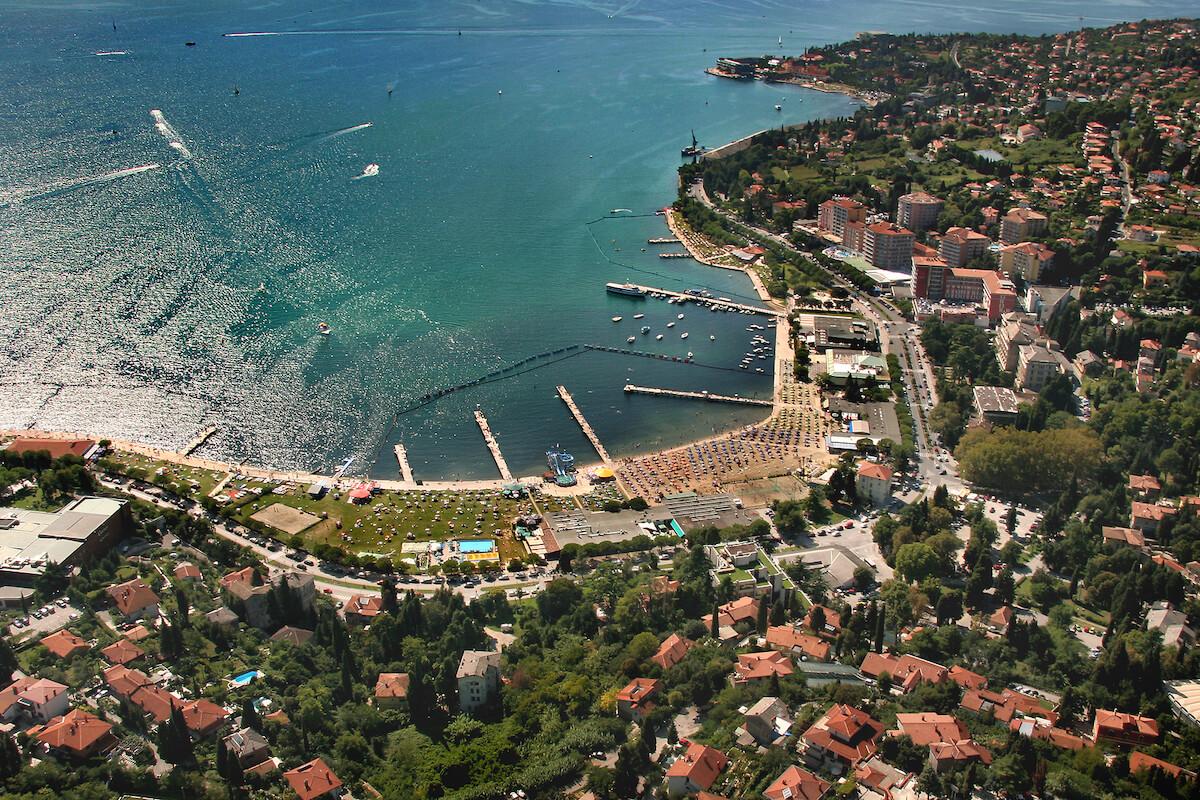 Gezondheidsvakanties in badplaats Portoroz in Slovenië met verblijf en kuur in Grand LifeClass Terme Portoroz