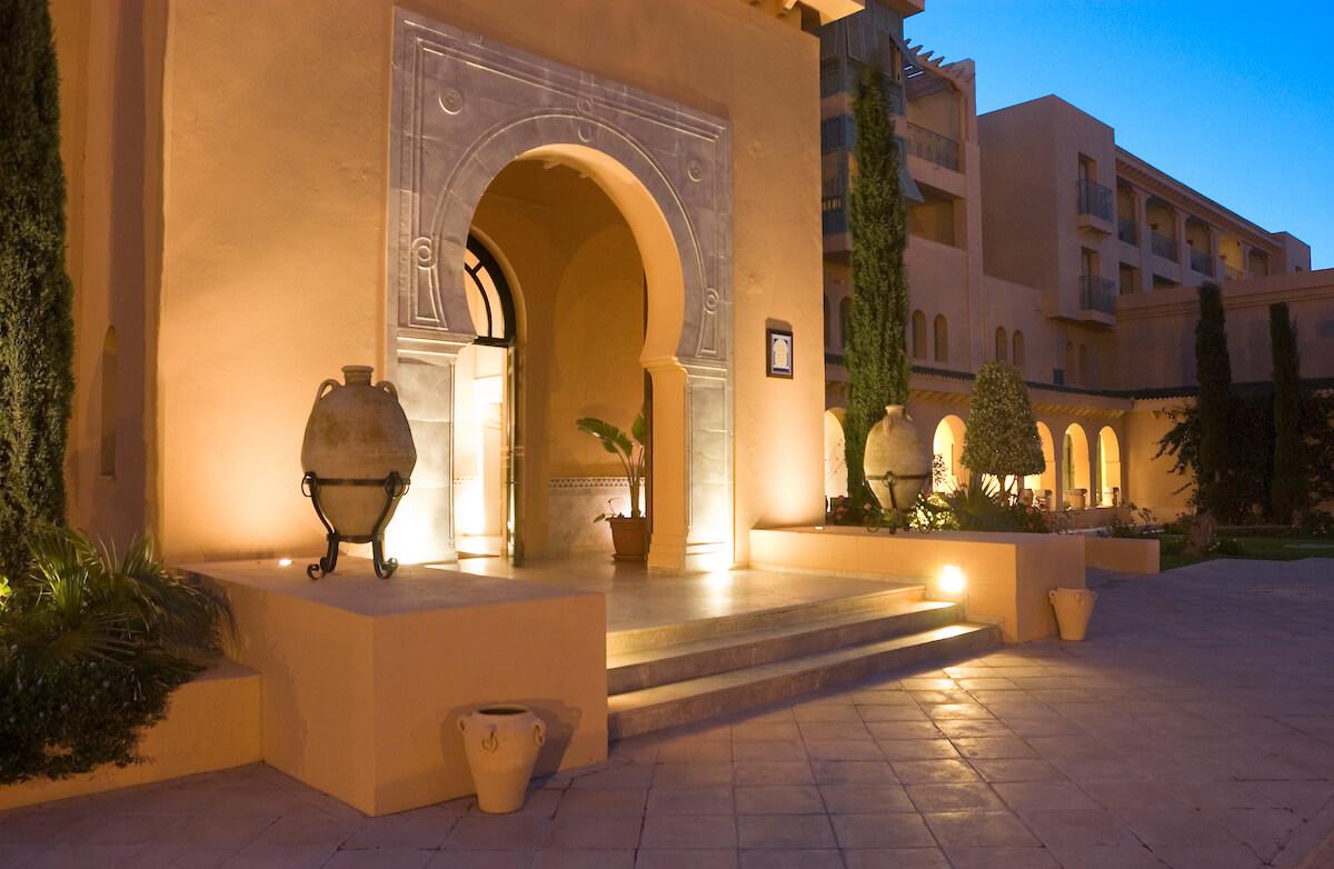 Vitaliserende thalasso vakanties in het Tunesische Alhambra Thalasso Spa Resort in Yasmine Hammamet