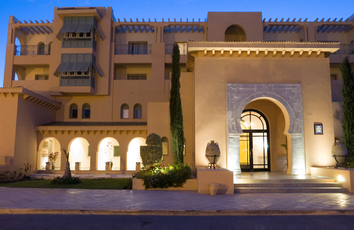 Alhambra Thalasso Spa Resort in Yasmine Hammamet (Tunesië)