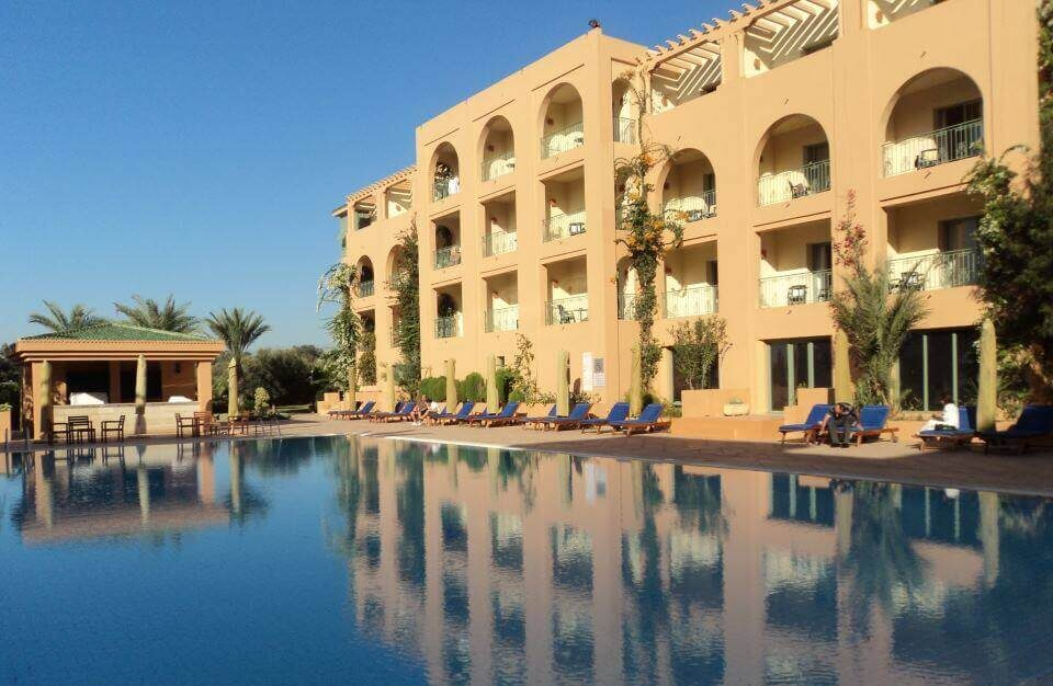 Thalasso gezondheidsvakanties in Alhambra Thalasso Spa Resort(Tunesië)