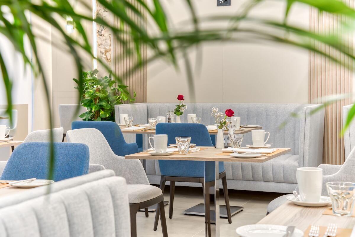 Restaurant Blue Kotor Bay Spa Resort