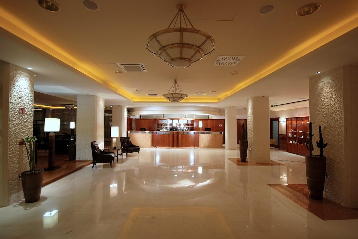 Lobby Grand LifeClass Terme Portoroz