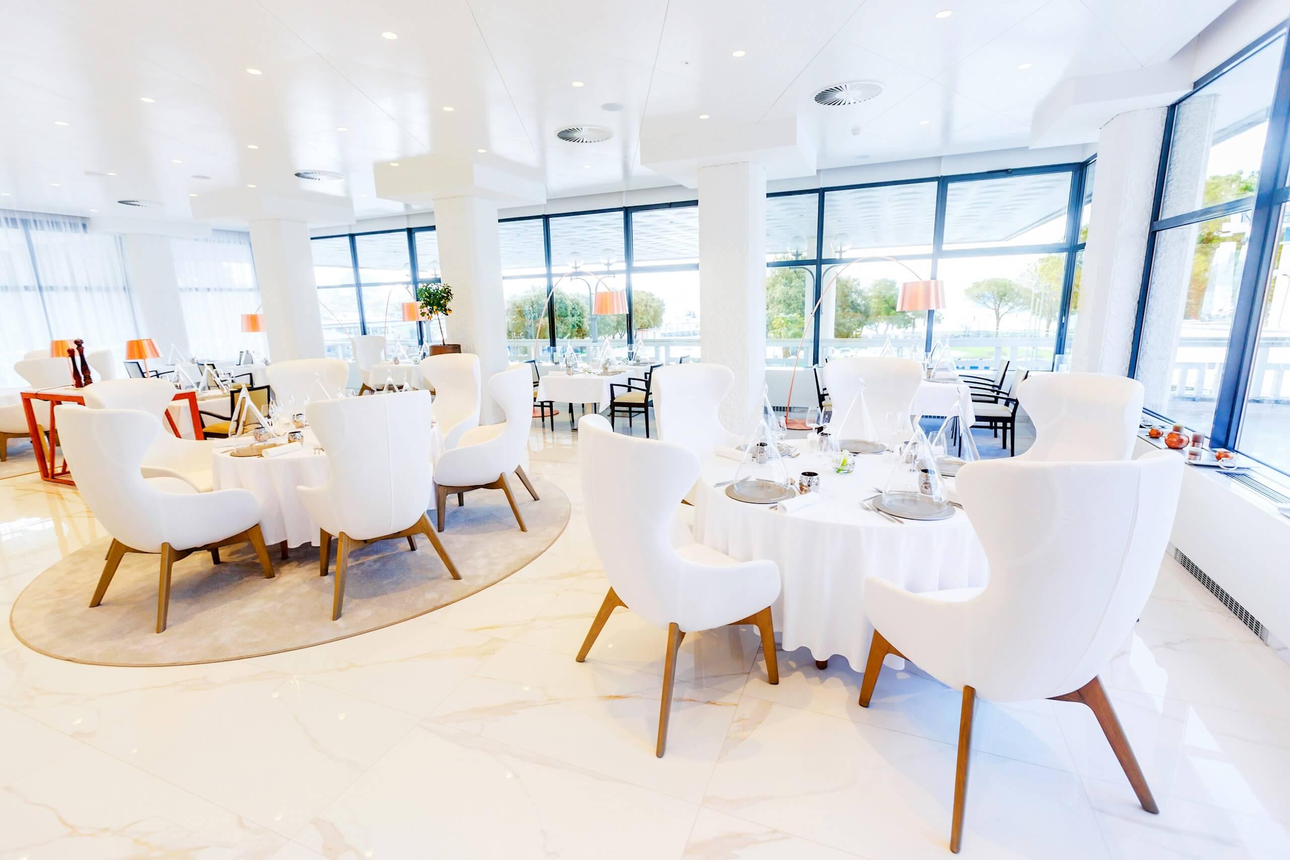 Restaurant Salina Grand LifeClass Terme Portoroz