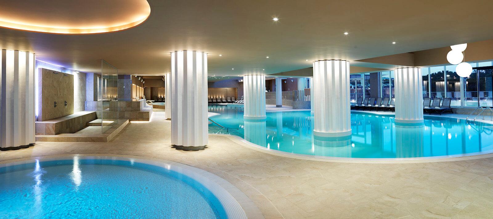 Zeewater baden Terme Portoroz (Grand LifeClass Terme Portoroz)