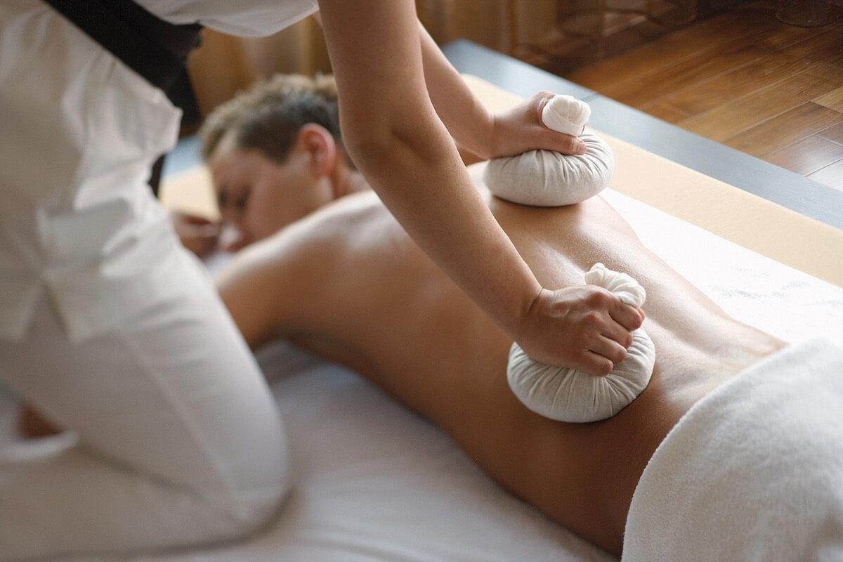 Ayurveda massage in Terme Portoroz (Grand LifeClass Terme Portoroz)