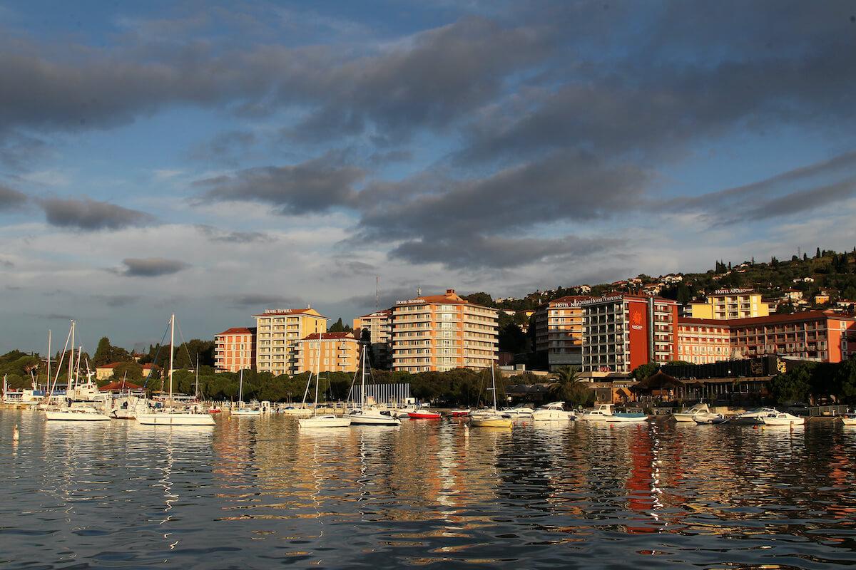 Thalasso en Ayurveda gezondheidsvakanties aan zee in het Sloveense Grand LifeClass Terme Portoroz