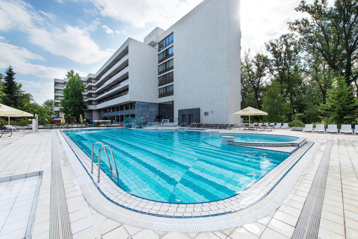 Gezondheidsvakanties voor spieren & gewrichten in één van de beste Slowaakse kuuroorden: Esplanade Health Spa Resort