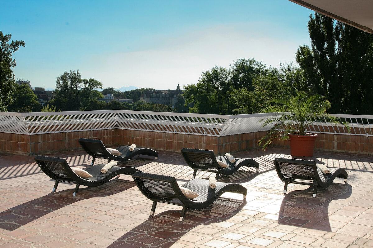 Zonneterras Esplanade Health Spa Resort