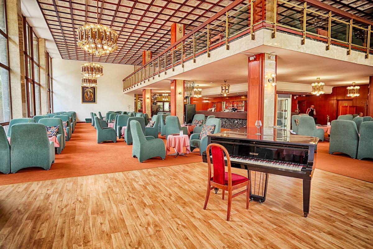 Bar Esplanade Health Spa Resort
