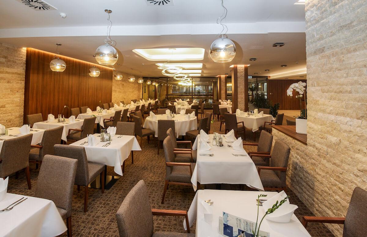 Restaurant Esplanade Health Spa Resort