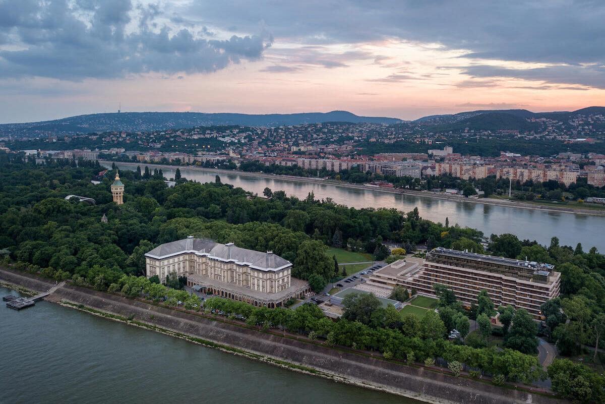 Gezondheidsvakanties in kuuroord Margitsziget Health Spa Resort in hartje Boedapest.