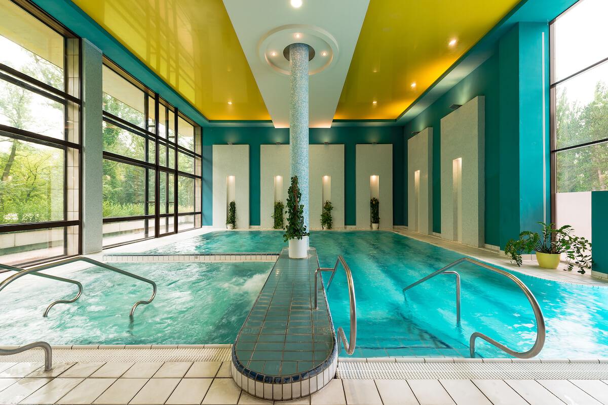 Binnenbad Esplanade Health Spa Resort