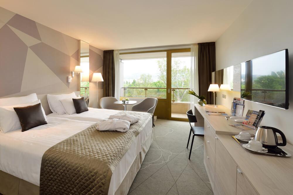 Premium kaner Thermal Hotel Margitsziget Health Spa Resort.