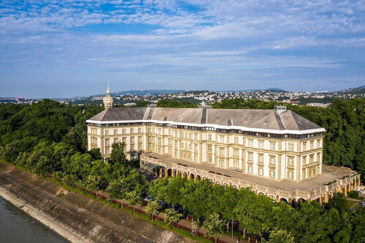 Ensana Grand Hotel Margitsziget Health Spa Resort Boedapest
