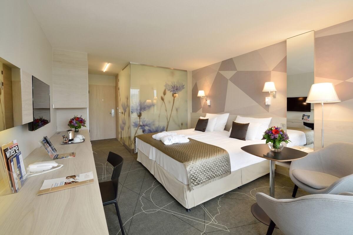 Premium kamer Thermal Hotel Margitsziget Health Spa Resort.