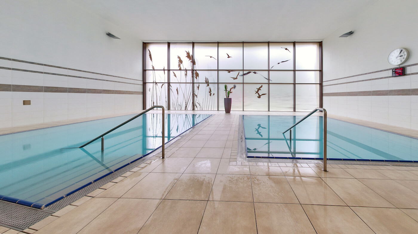 Balnea Health Spa: kuurkliniek van Esplanade Health Spa Resort en Splendid Health Spa Resort