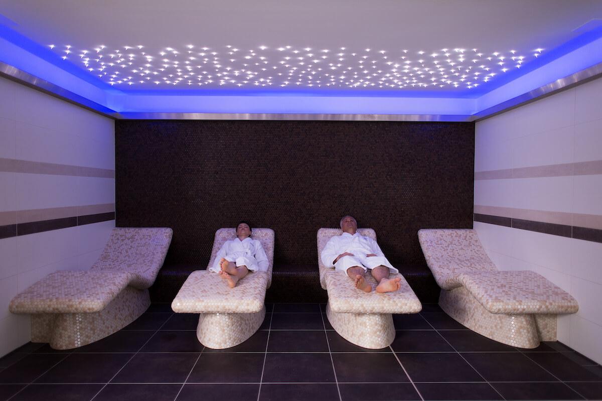 Relaxen in Balnea Health Spa: kuurkliniek van Esplanade Health Spa Resort en Splendid Health Spa Resort