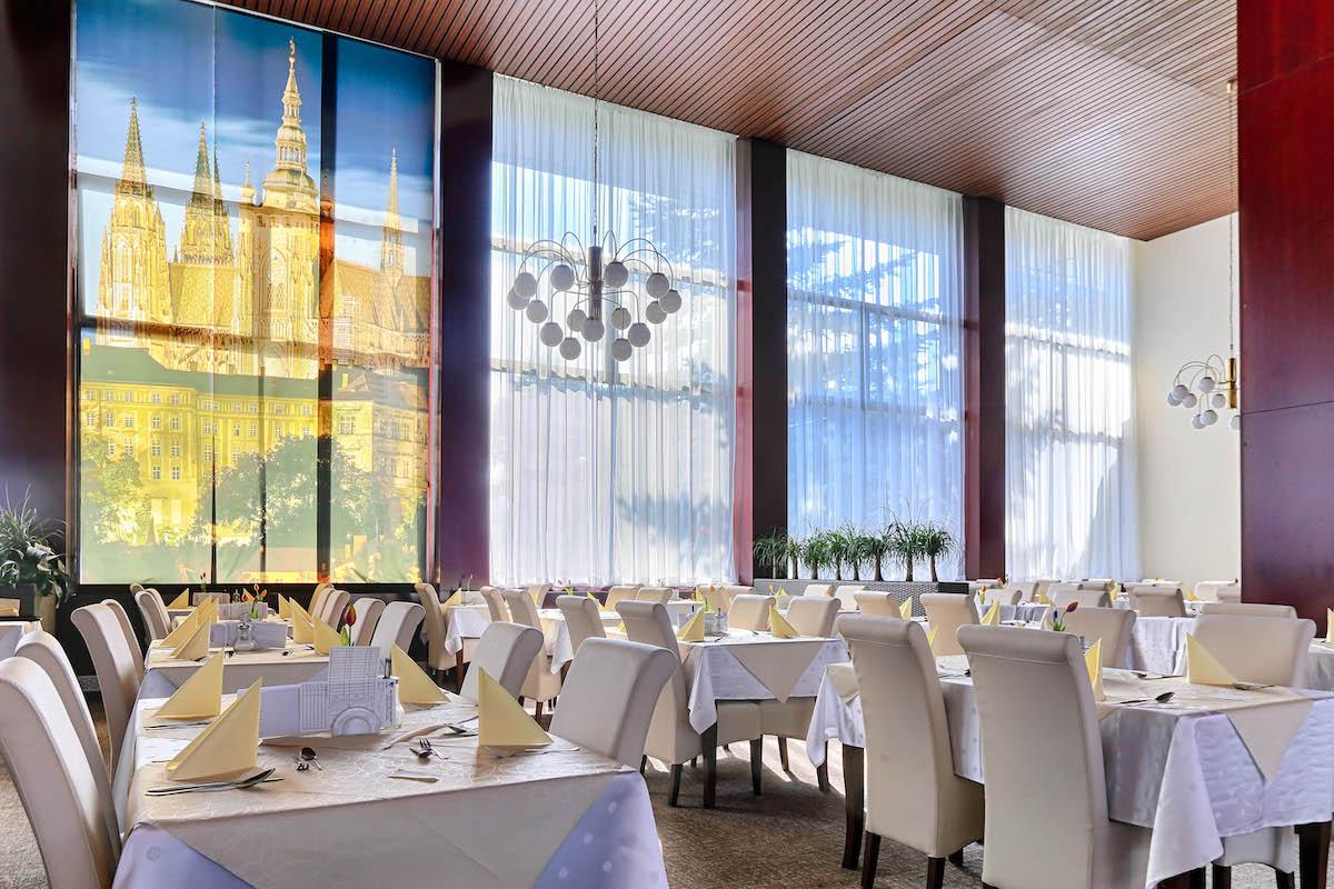 Buffetrestaurant in Splendid Health Spa Resort