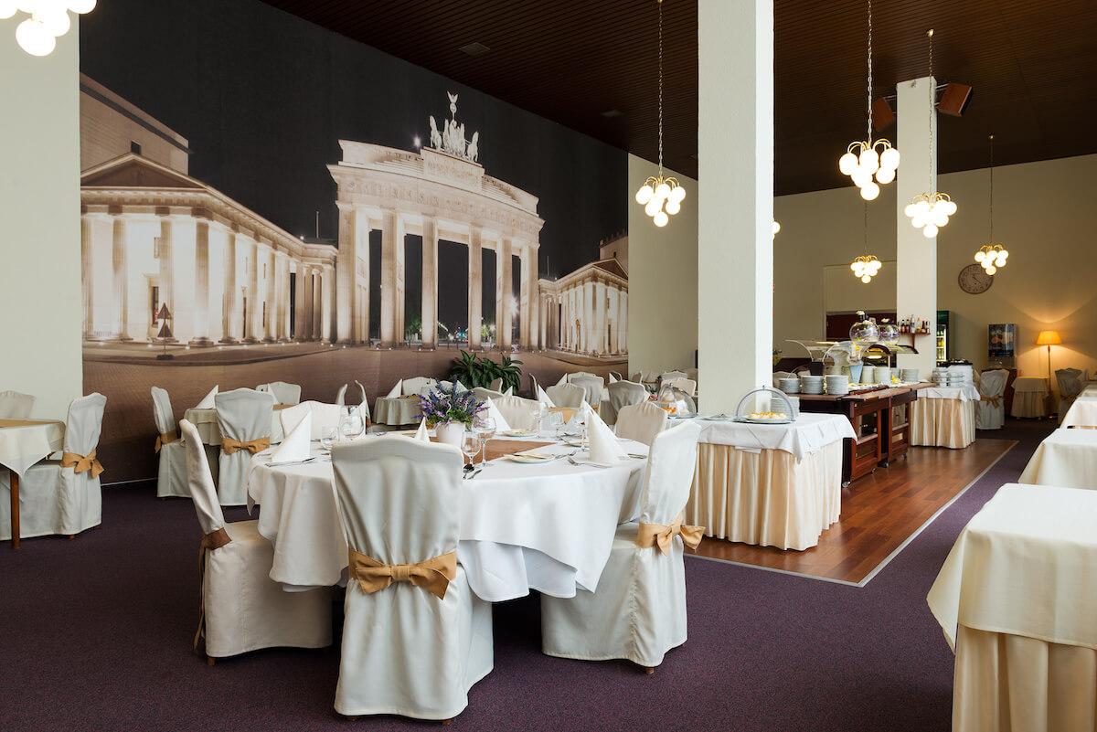 Restaurant in Splendid Health Spa Resort