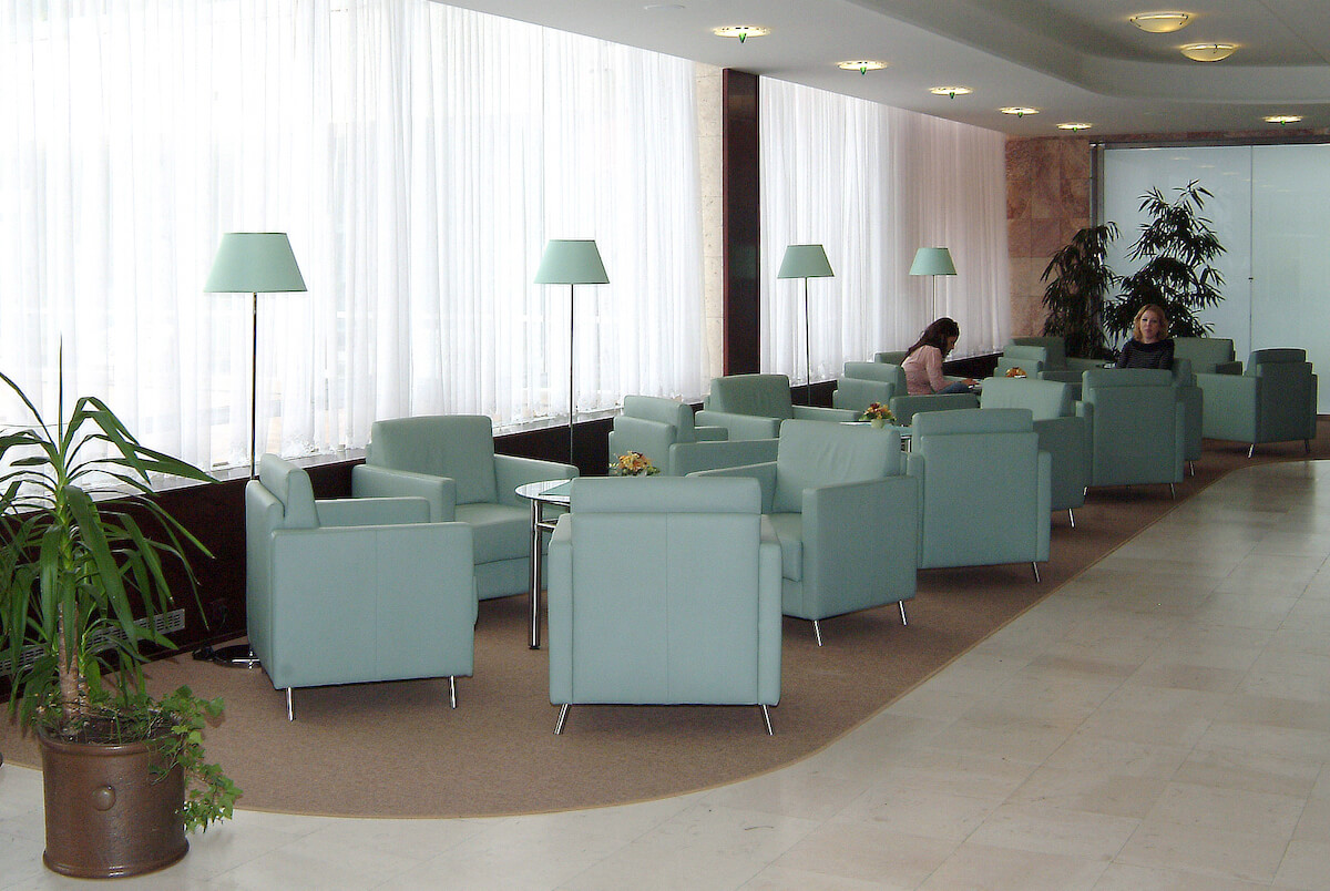 Lobby Splendid Health Spa Resort