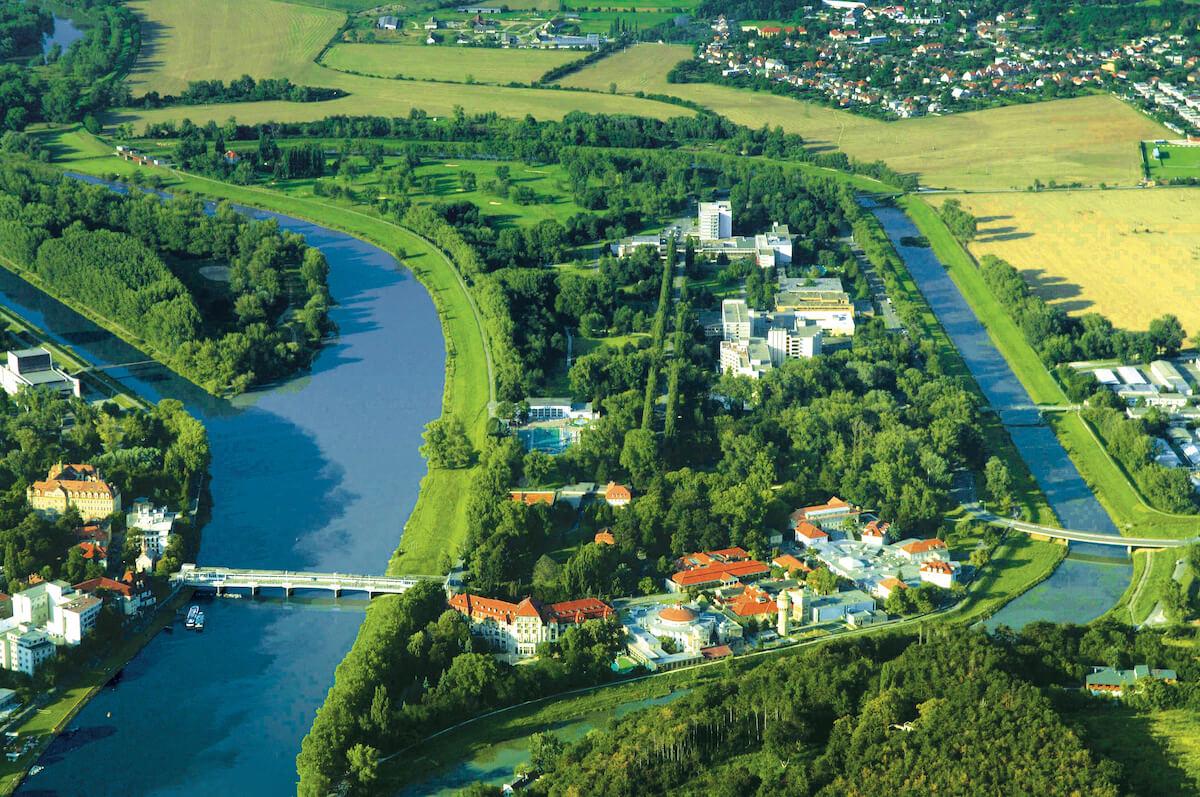 Kuurreizen naar Splendid Health Spa Resort in het Slowaakse kuuroord Piestany