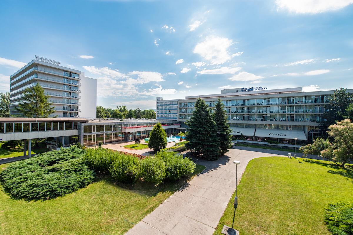 Kuurreizen voor spier- en gewrichtsklachten naar Splendid Health Spa Resort in Piestany in het Slowaakse kuuroord Piestany