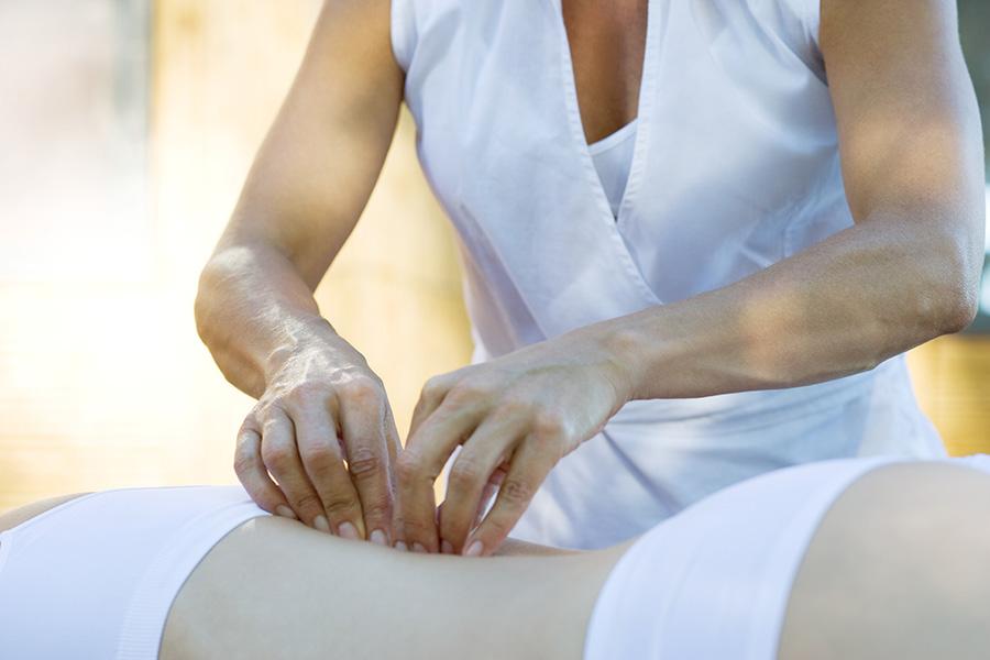 Anti-stress massage Igalo Health Spa Resort