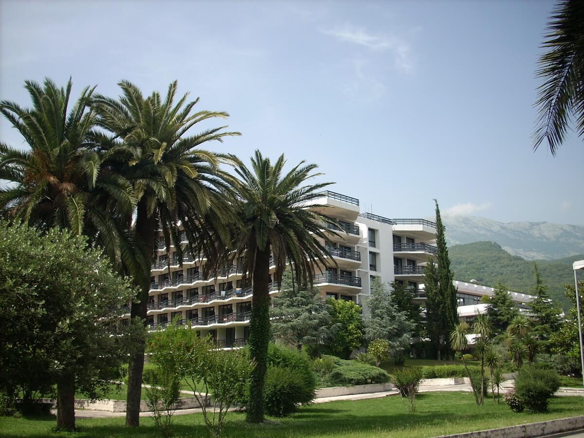 kuurreizen naar het Montenegrijnse kuuroord Igalo Health Spa Resort