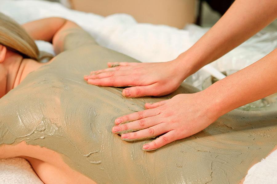 Moddermassage in Igalo Health Spa Resort