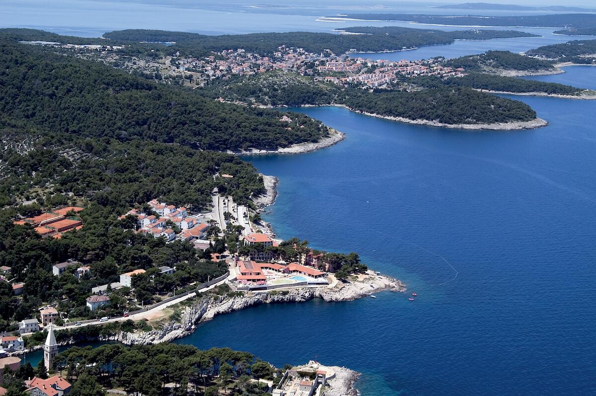 Gezondheidsvakanties op het Kroatische Losinj eiland