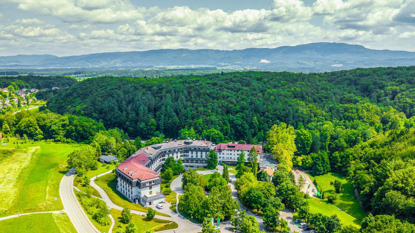 Gezond en verantwoord afvallen, detoxen en ontstressen in het Sloveense spa resort Terme Smarjeske Toplice