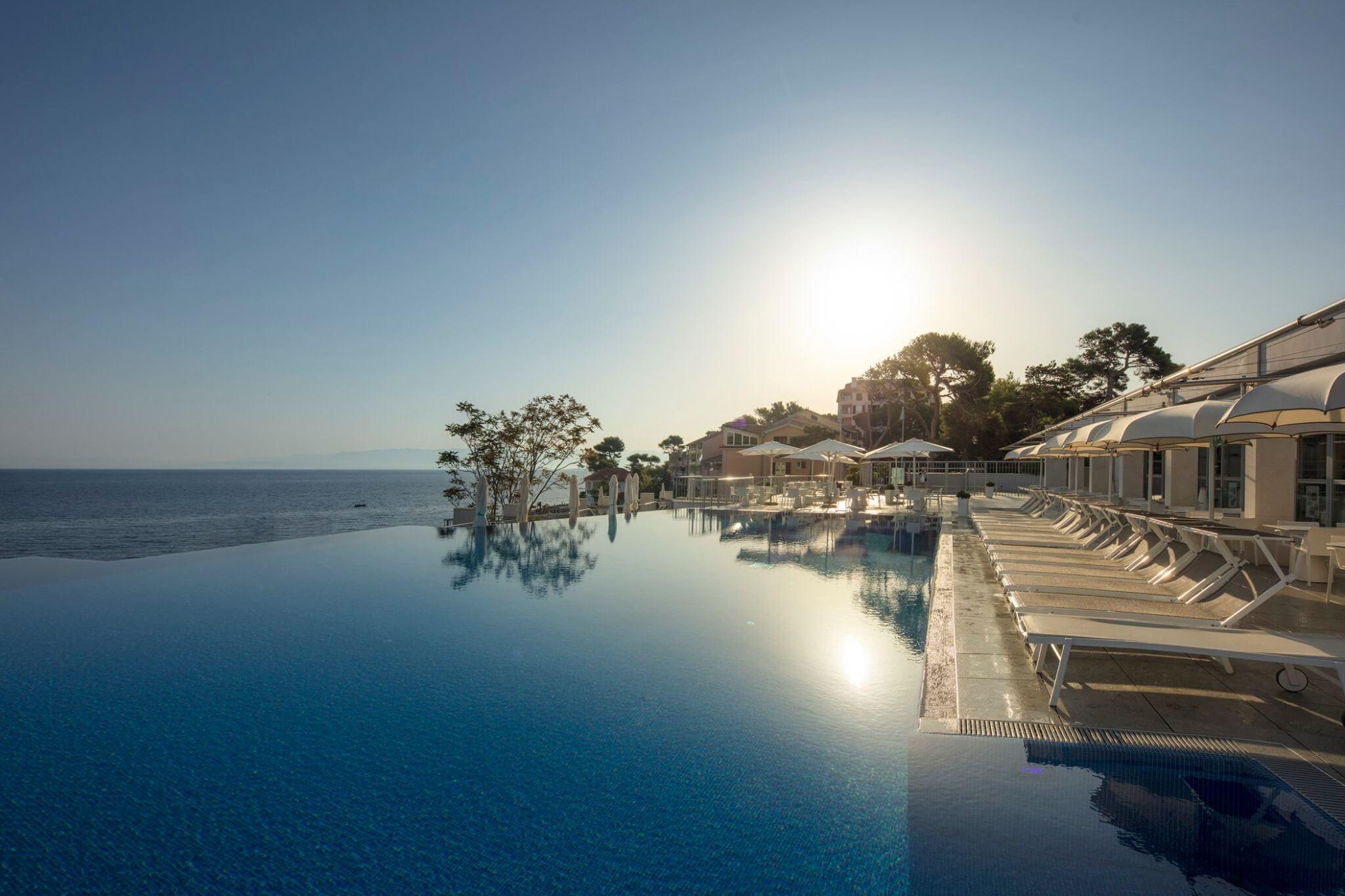 Gezondheidsvakanties naar Vitality Punta Spa Resort op het Kroatische eiland Losinj