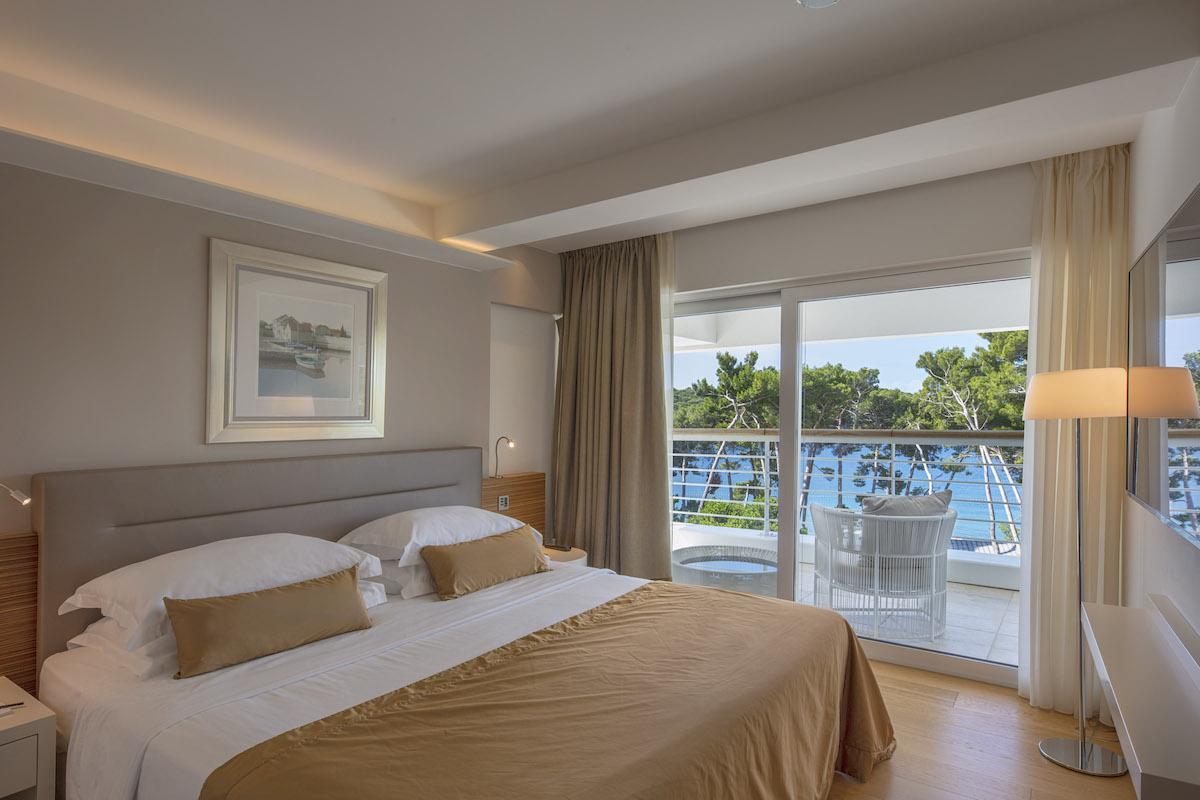 Junior suite Bellevue Spa Resort