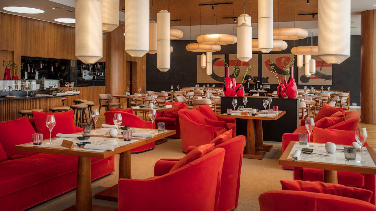 Japans restaurant Bellevue Spa Resort