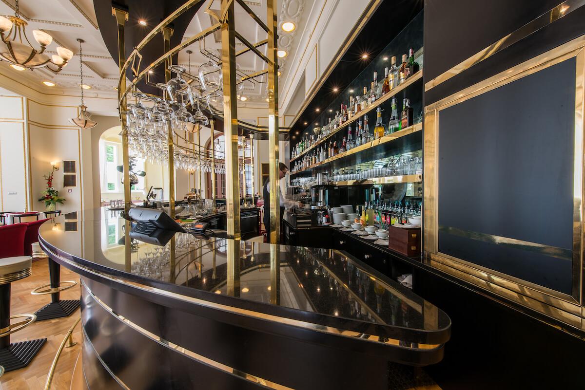Alexander Café Thermia Palace Health Spa Resort