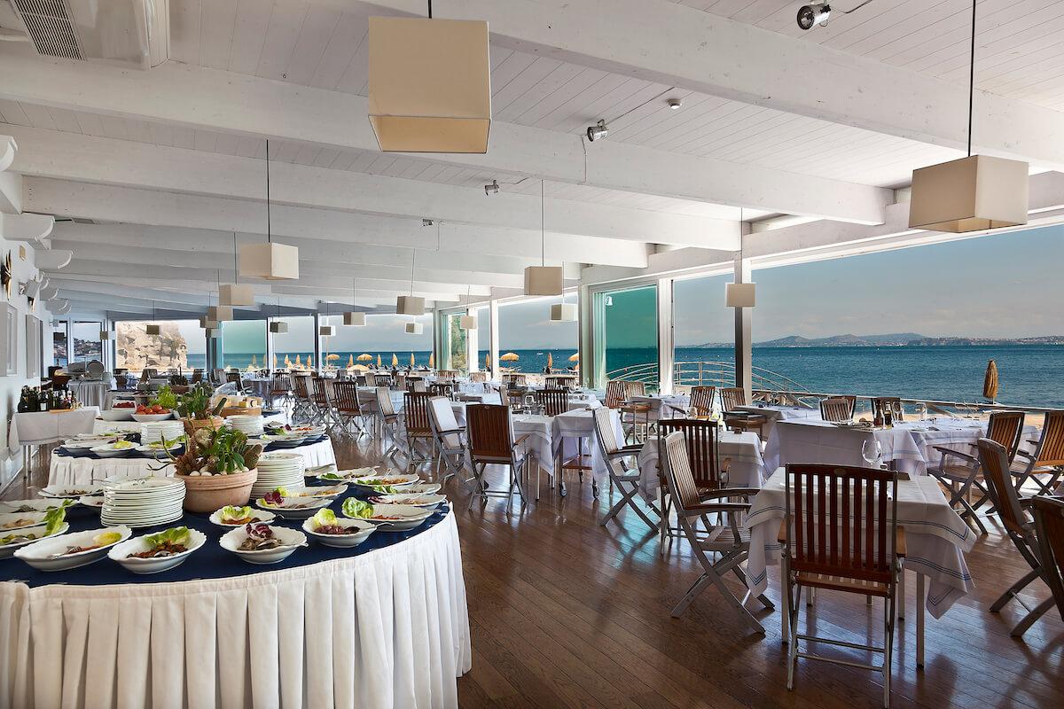Sporting restaurant Regina Isabella Spa Resort