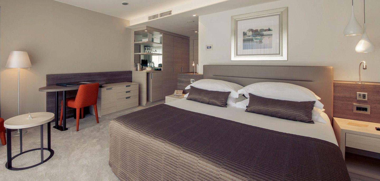 Superior kamer parkzicht Bellevue Spa Resort